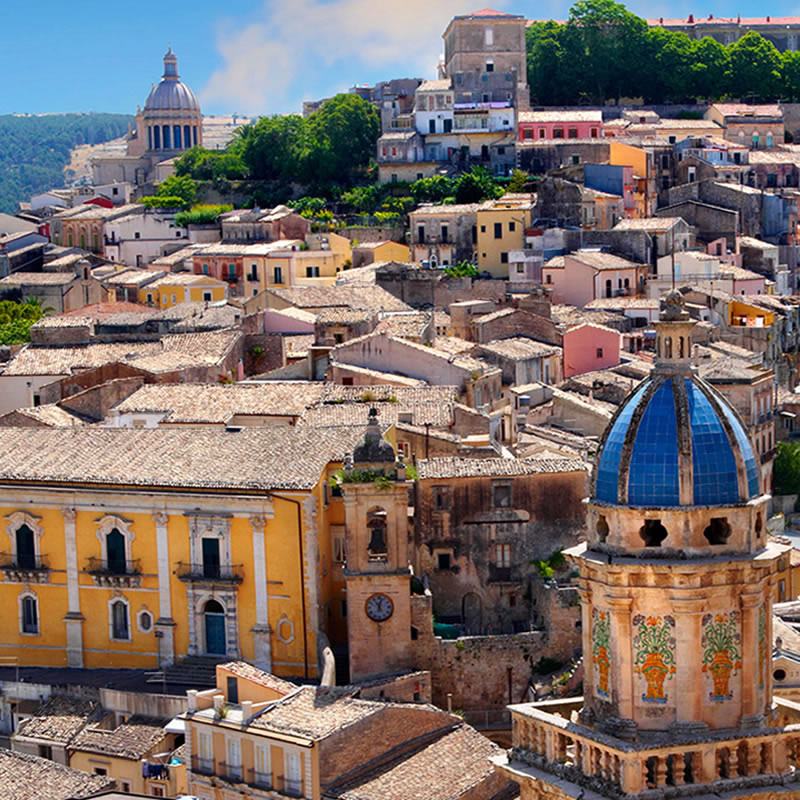 Trips to Sicily